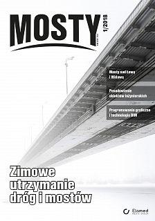 Mosty wydanie nr 1/2018