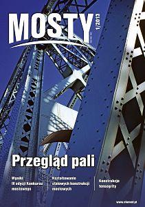 Mosty wydanie nr 1/2013