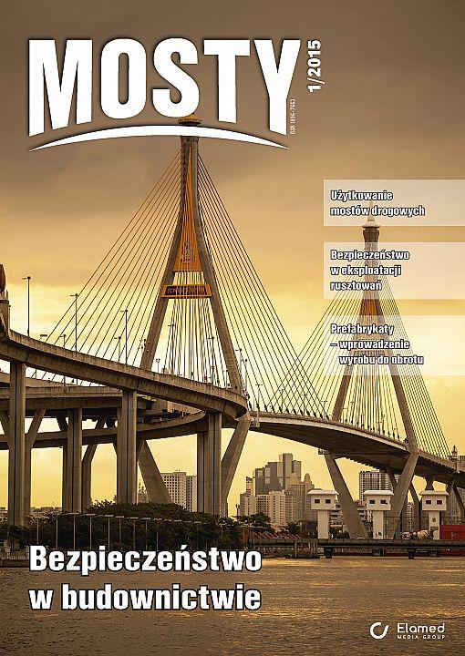 Mosty wydanie nr 1/2015