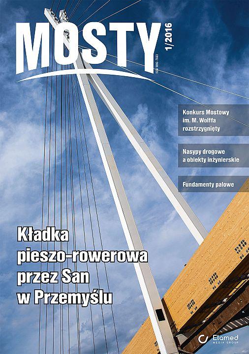 Mosty wydanie nr 1/2016