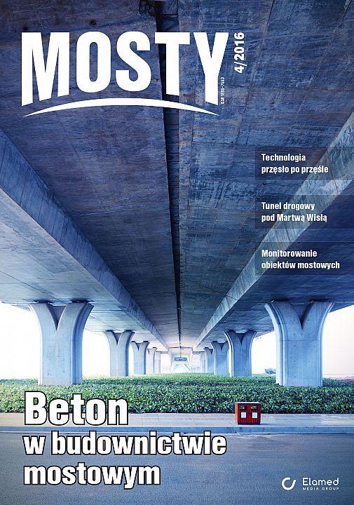 Mosty wydanie nr 4/2016