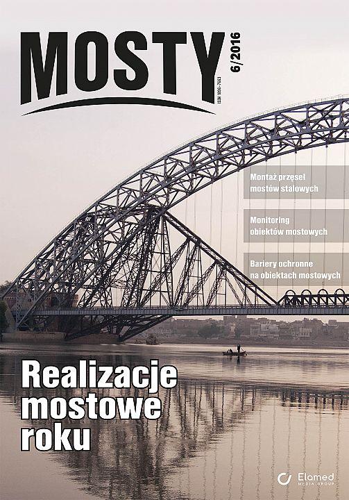 Mosty wydanie nr 6/2016