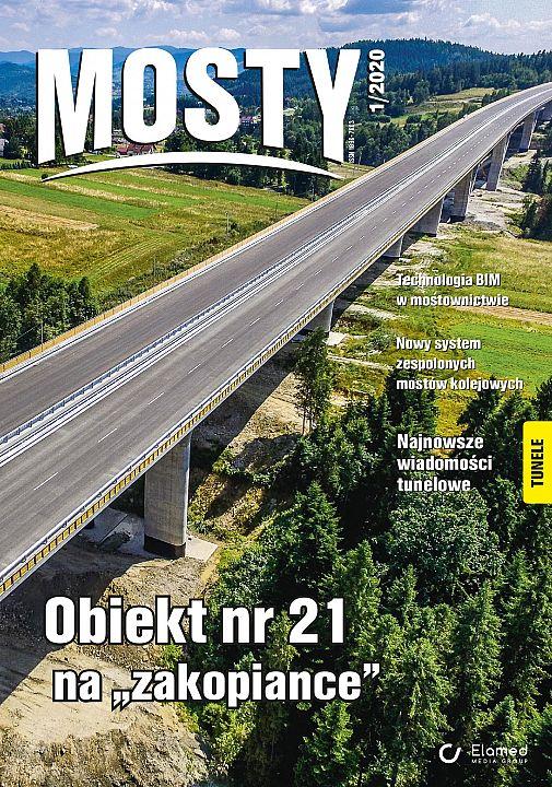 Mosty wydanie nr 1/2020