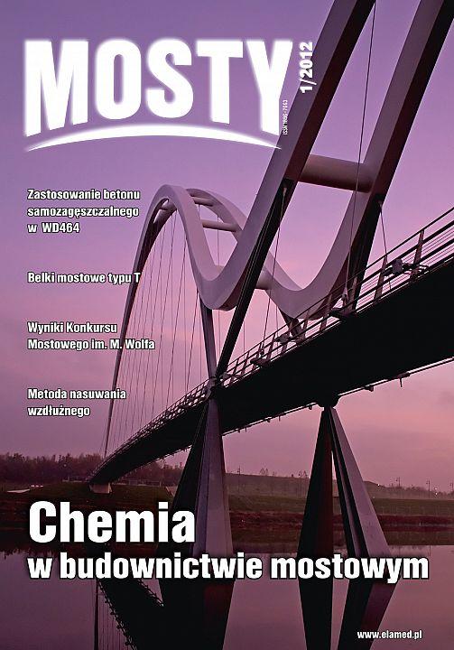 Mosty wydanie nr 1/2012