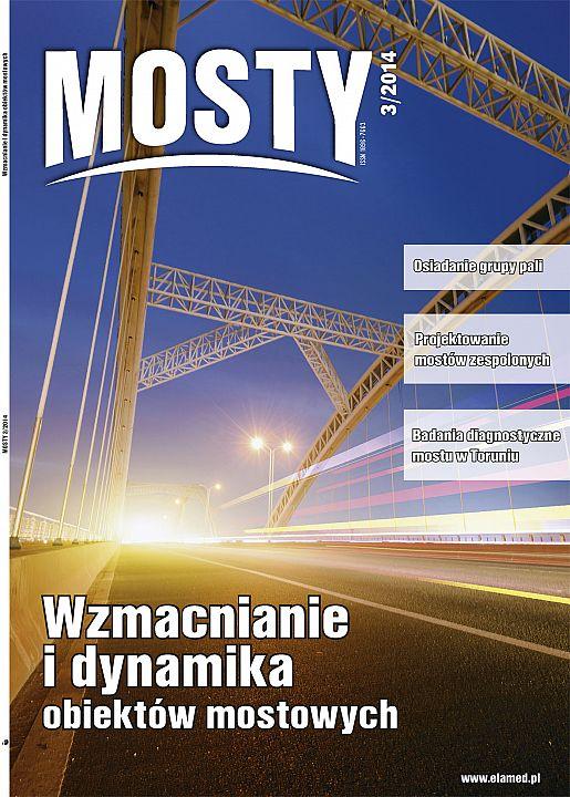 Mosty wydanie nr 3/2014