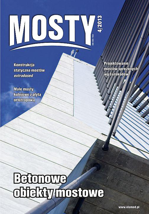 Mosty wydanie nr 4/2013
