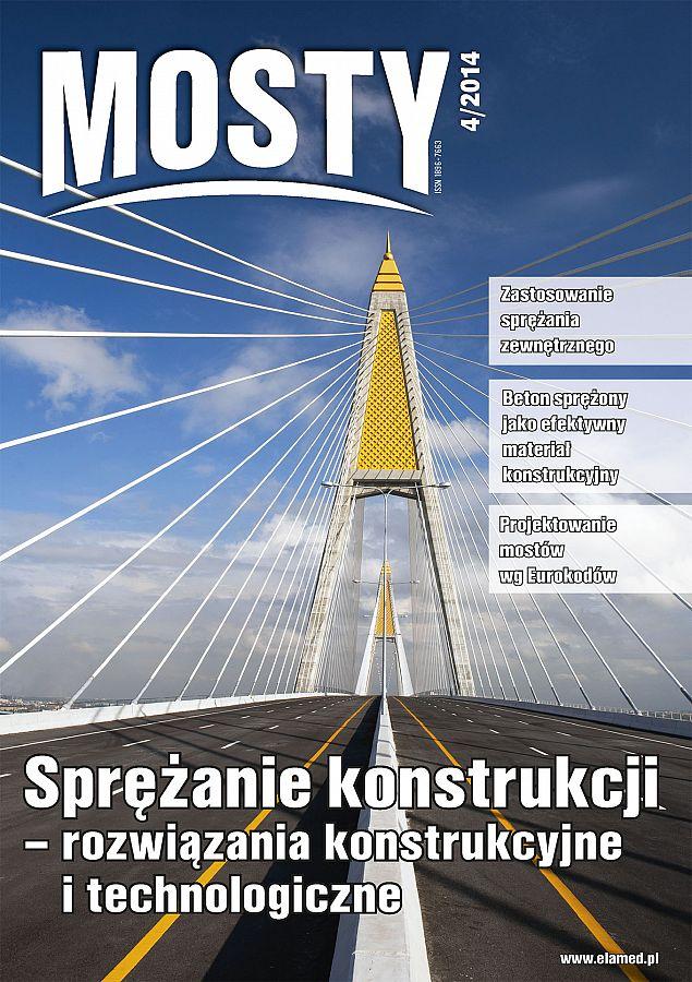 Mosty wydanie nr 4/2014