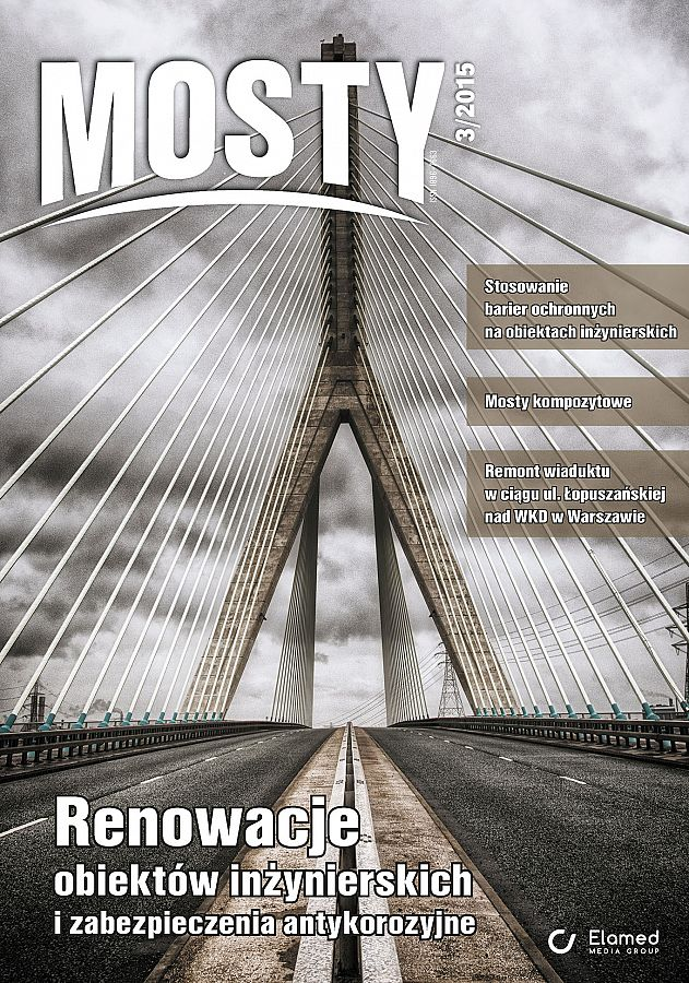 Mosty wydanie nr 3/2015