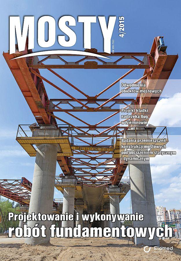 Mosty wydanie nr 4/2015