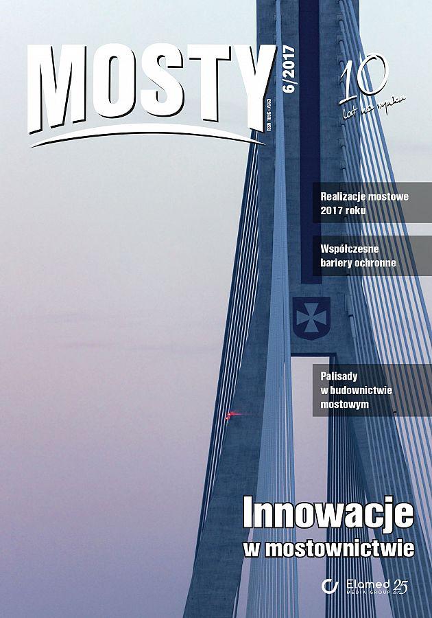 Mosty wydanie nr 6/2017