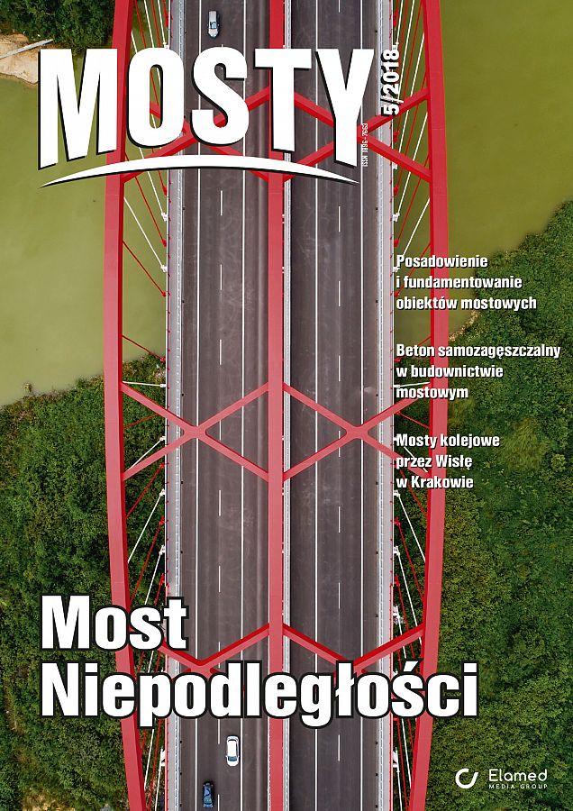 Mosty wydanie nr 5/2018