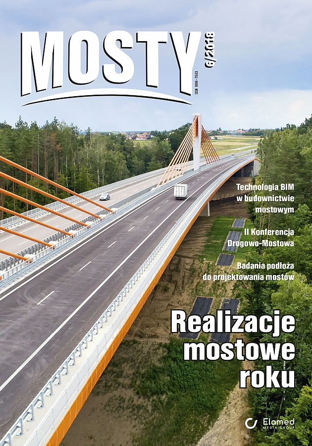 Mosty wydanie nr 6/2018