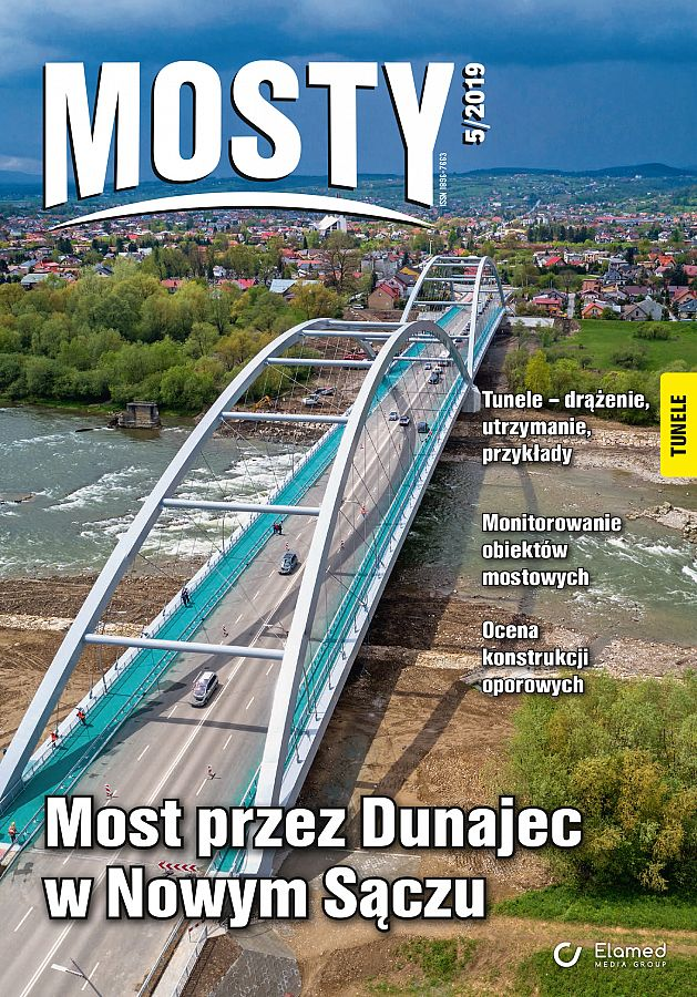 Mosty wydanie nr 5/2019