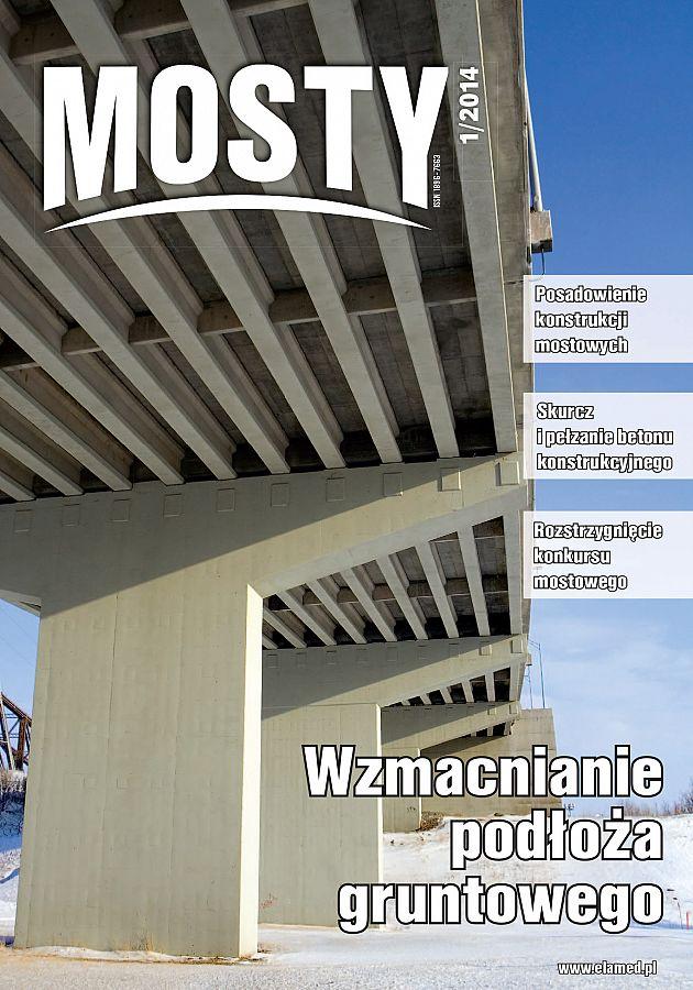 Mosty wydanie nr 1/2014