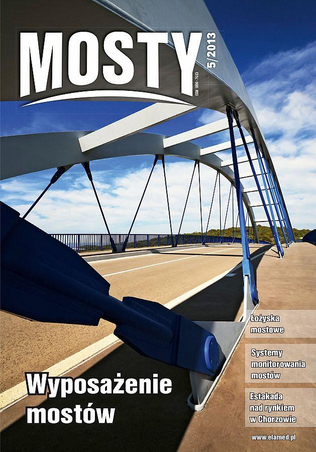 Mosty wydanie nr 5/2013